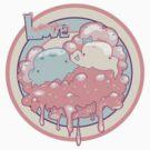octo cream love by bahgoesthesheep