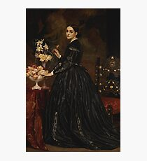 Mrs. James Guthrie 1864 - 1865 Frederic Leighton Photographic Print