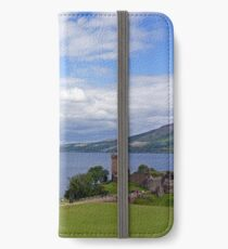 Loch Ness & Urquart Castle iPhone Wallet