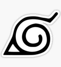 Konohagakure (Hidden Leaf Village) Sticker