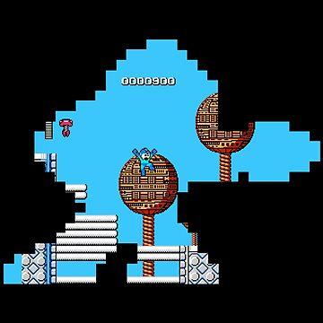 Megaman by giuliomaffei90