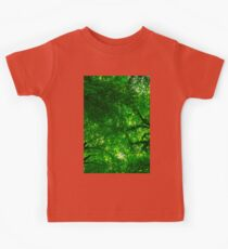 Canopy of Leaves Kids Clothes