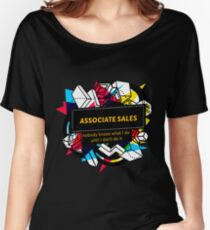 ASSOCIATE SALES Women's Relaxed Fit T-Shirt