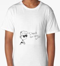 I heard this blog sucks Long T-Shirt