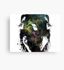 Blind Mary Canvas Print