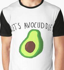 let's avocuddle Graphic T-Shirt