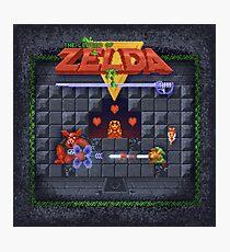 The Zelda of Legend Photographic Print