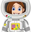 Astronaut von meowsic