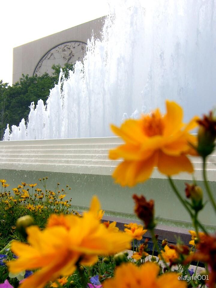 fountain by elayne001