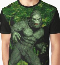 SKUNK APE Graphic T-Shirt