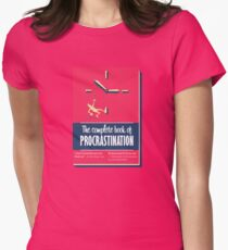 The complete book of procrastination. T-Shirt