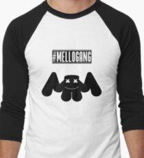Camiseta ¾ bicolor para hombre MELLO GANG