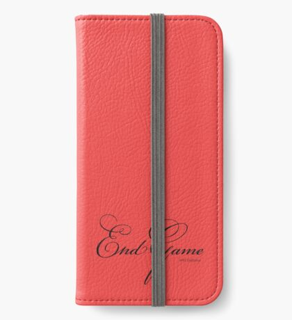 PLL EndGame iPhone Wallet