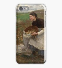 October 1878 Jules Bastie Lepage iPhone Case/Skin