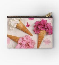 Floral ice creams Studio Pouch