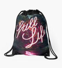 StillLife Drawstring Bag