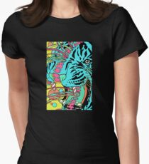 Psychedelic Tiger T-Shirt