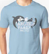 Arctic Fauna Family Photo T-Shirt