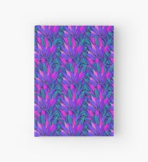 Cannabis Print Hardcover Journal