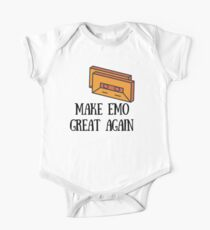 Make Emo Great Again! Kids Clothes