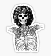 Dead Famous Jim Sticker