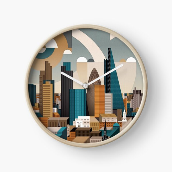 City Of London Clock
