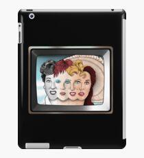 Media Queen  iPad Case/Skin