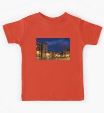 Bright Midnight - Plaza de la Villa in Madrid Spain Kids Clothes