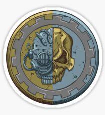 Omnissiah - Warhammer 40K Sticker