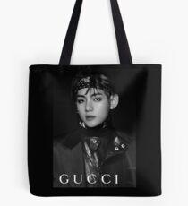 kim taehyung model Tote Bag