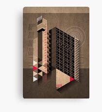 Trellick Tower Canvas Print