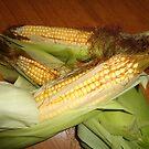 Sweet corn by Ana Belaj