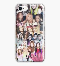 BLACK PINK COLLAGE iPhone Case/Skin