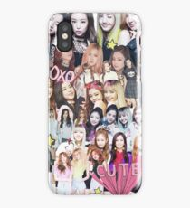 BLACK PINK COLLAGE iPhone Case/Skin