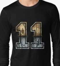 Stranger Things 11 Logo Long Sleeve T-Shirt