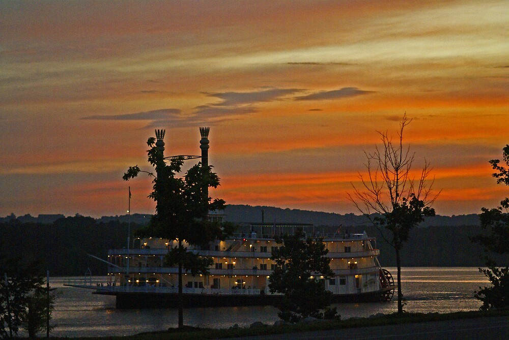 Evening Cruise by Lisa Miller