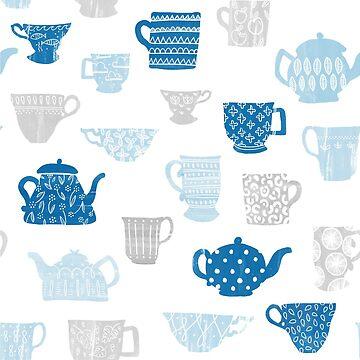 Allie's Teacups &  by lauratubb