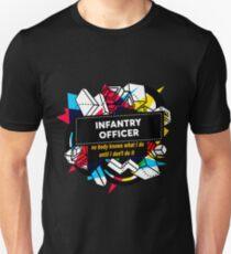 INFANTRY OFFICER T-Shirt