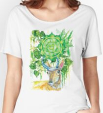 Anahata Women's Relaxed Fit T-Shirt