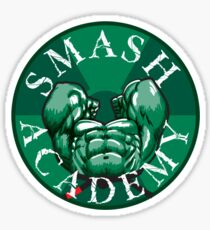 BJJ Smash Academy  Sticker