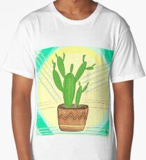 Cactus Life Long T-Shirt