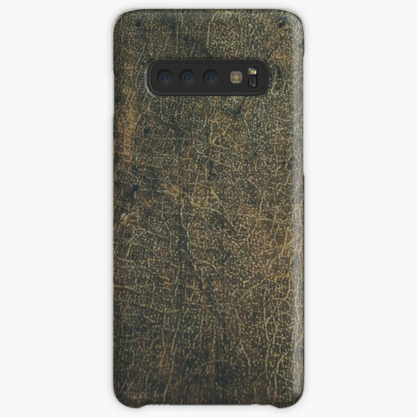 Leather Texture Samsung Galaxy Snap Case