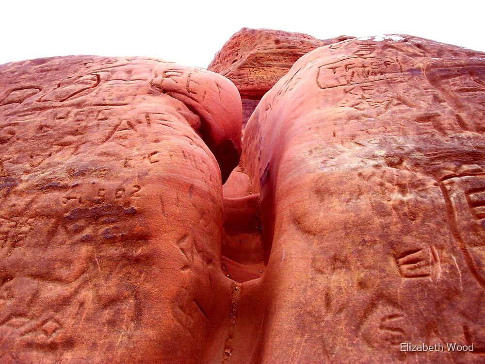 Red Rock by Elizabeth Wood