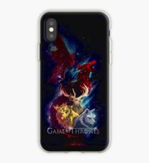 Dragon Of The Serial Thrones  iPhone Case