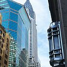New York Heights by Ann Garrett