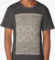 Black Carpet Long T-Shirt
