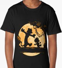Don't Worries Hobbes Long T-Shirt