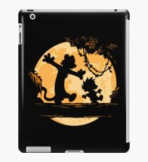 Don't Worries Hobbes iPad Case/Skin
