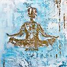 Buddha II von Diana Linsse