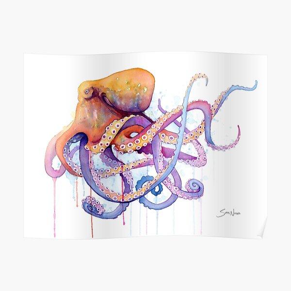 Octopus II Poster